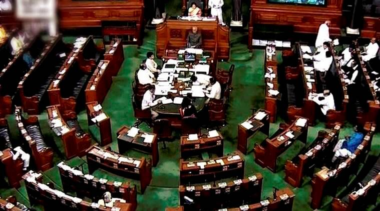 Lok Sabha, West Bengal, Lok Sabha Bengal, Saumitra Khan West Bengal, TMC Saumitra Khan, Lok Sabha Zero Hour, Bangla Lok Sabha, Budget Session updates, India news, Indian express