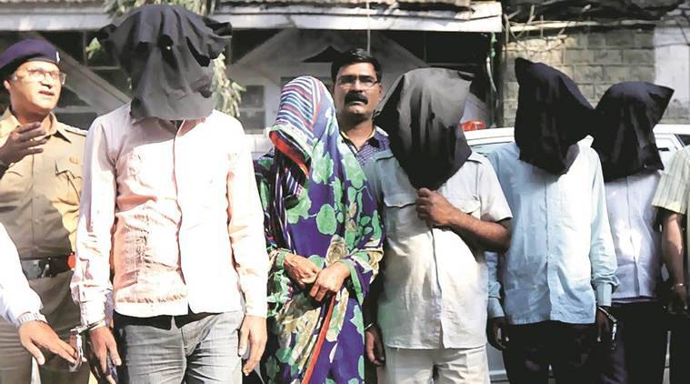 ltt body in suitcase case, mumbai boys body in suitcase, lokmanya tilak station suitcase body case, malad, child trafficking, mumbai bihar child trafficking ring, mumbai news, indian express