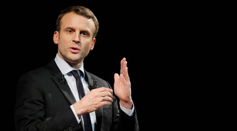 France, French presidential elections, emmanuel macron, french sub urban, france news, world news, indian express news