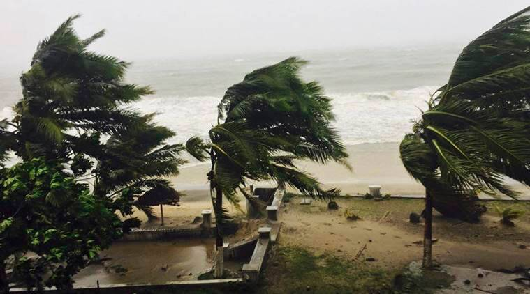 Madagascar cyclone, Cyclone Enawo, Enawo, Madagascar storm, Madagascar news, world news, latest news, indian express