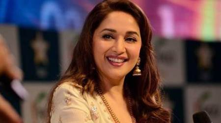 Madhuri Dixit-Nene: For star kids things are much tougher than an outsider