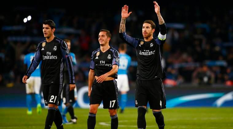 real madrid, real madrid vs napoli, napoli vs real madrid, champions league, champions league results, football results, football news, football