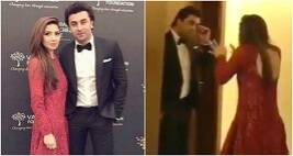 Watch Ranbir And Mahira In An Intense Conversation