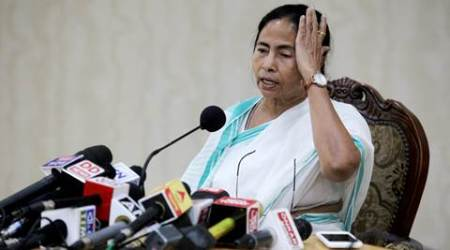 Mamata Banerjee, Mamata Banerjee attack BJP, BJP, mamata attack BJP, BJP riots, rss, ram navmi celebration, BJP ram navmi, indian express news, india news