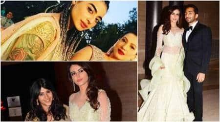 Mandana Karimi wedding reception, Mandana Karimi reception, Mandana Karimi, Mandana Karimi reception pics, Bani J
