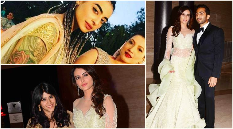 Mandana Karimi wedding reception, Mandana Karimi reception, Mandana Karimi, Mandana Karimi reception pics, Bani J
