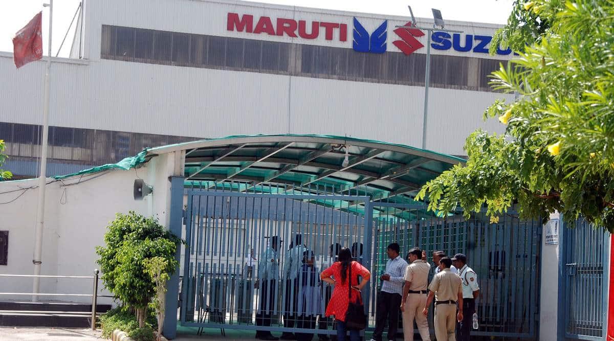 Maruti Gurgaon plant, BJP MP, Chandigarh news, Haryana news, Indian express news