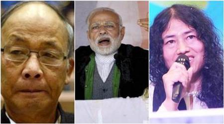 election results, manipur elections 2017, manipur elections, manipur polls 2017, ibobi, irom sharmila, congress, bjp, manipur polls, manipur elections results, manipur poll results, manipur congress, irom sharmila, election result, manipur bjp, pm modi, modi manipur, election update, manipur congress, indian express, india news
