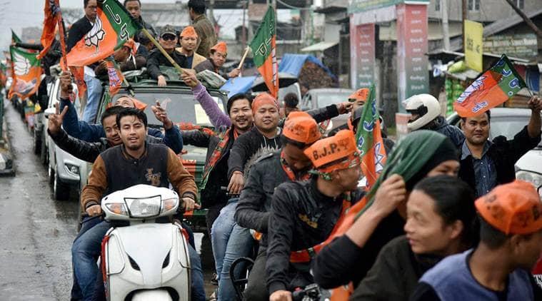Manipur, bjp, Manipur bjp, Manipur assembly election results 2017, Okram Ibobi Singh, manipur BJP, manipur congress