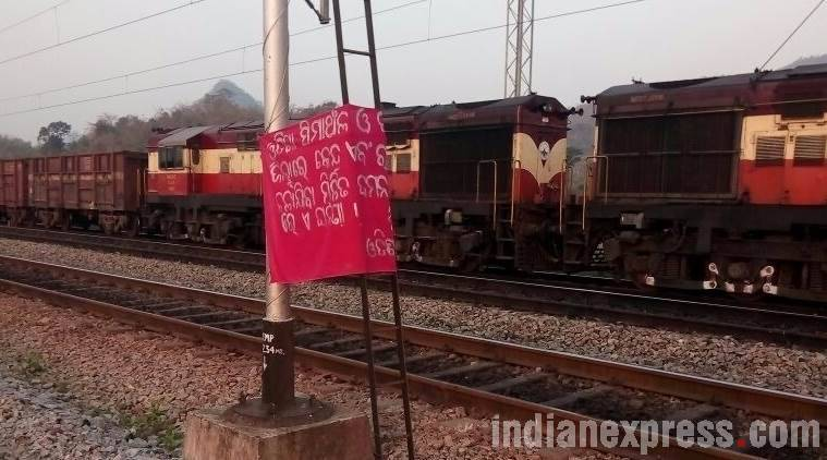 Maoists Attack Odisha Railway Station to Protest Modi Visit