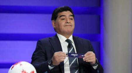 FIFA U-17 World Cup: Diego Maradona's trip to Kolkata postponed again