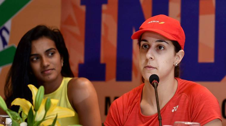 Carolina Marin, Carolina Marin injury, bwf, bwf badminton, bwf calendar, badminton news, sports news, indian open badminton, indian express