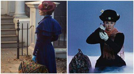 Mary Poppins Returns First Look: Emily Blunt looks stunning in costume, see pic