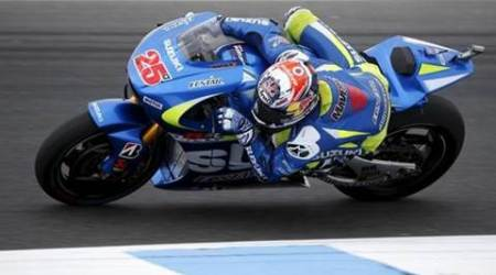 Vinales poses a new challenge for Marc Marquez