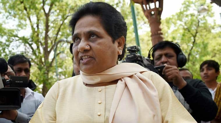 mayawati, bsp, bahujan samajwadi party, mayawati, Buddhism, Myawati converts to Buddhism, India News, UP news, Indian Express