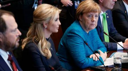 Ivanka takes a seat at the G-20 table instead of Donald Trump, critics allege 'nepotism'