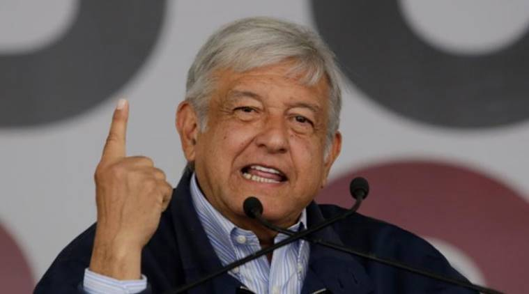 López Obrador wins Mexico's Presidential Election with 53%