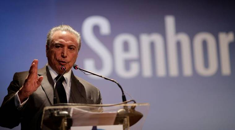 Michael Temer, temer, Brazil oresident, Brazil leaders, Brazil, Brazil pension, world news