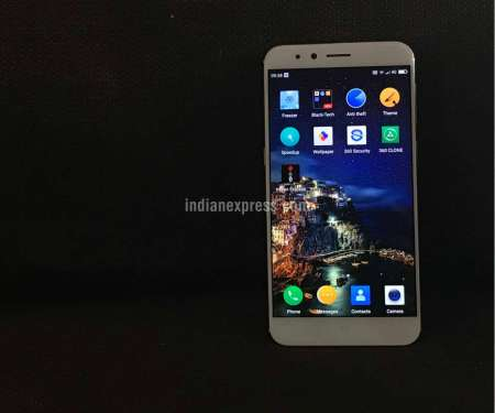 Micromax Dual 5 First Look Video