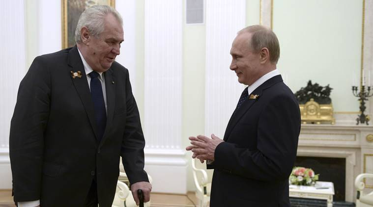 trump, donald trump, Czech Republic, Czech, Czech Republic US, US Czech, Milos Zeman, Milos Zeman Donald trump, russia, Russia US, US elections, elections 2016, Hillary clinton, russia election hack, latest news, latest world news