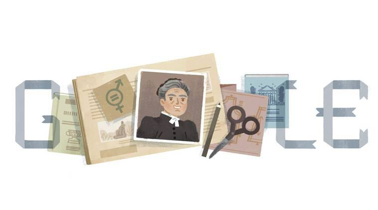 Google Doodle Celebrates Birth Anniversary of Feminist Icon Minna Canth