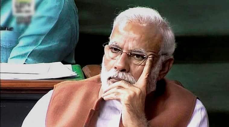PM Modi indulging in communal politics, people must ...