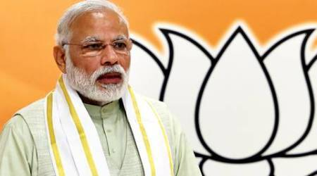 pm modi, narendra modi, modi, modi brahma kumaris, Brahma Kumaris, Brahma Kumaris convention, modi diversity, india news, latest news, indian express