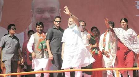 PM Narendra Modi wins big in UP as he turns demonetisation in BJP's favour