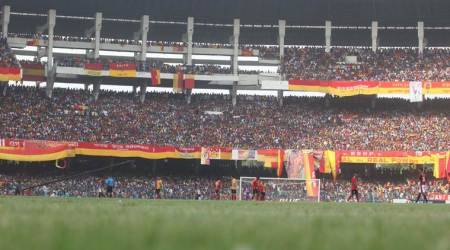 East Bengal vs Mohun Bagan: Season's first derby ends in adraw