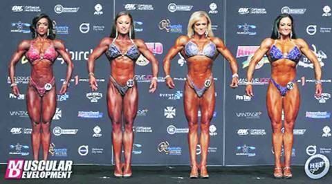 Molecular Biologist Shows Mettle: Deepika secures 7th place at Arnold Classic tourney, rues people still unaware of sport