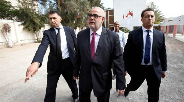 morocco, morocco politics, morocco pm, morocco news, Abdelilah Benkirane, morocco kind replaces pm, Abdelilah Benkirane morocco, morocco news, world news, indian express news