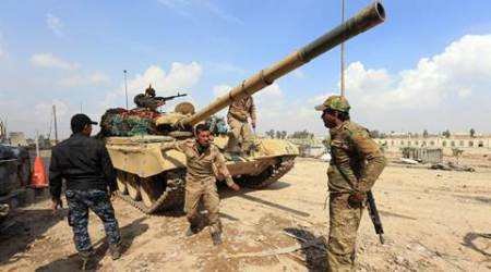 Mosul, Iraqi forces, Iraqi forces in Mosul, Mosul war, ISIS attack in Mosul, Mosul terrorism, Syria crisis, Syria, US troops in Mosul, indian express news