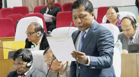 Meghalaya Assembly adopts privilege motion