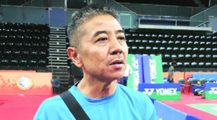 Mulyo Handoyo india badminton coach