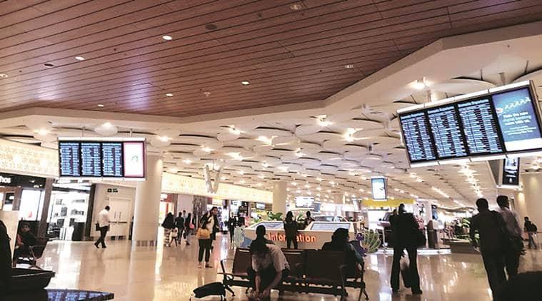 Mumbai International Airport, Air Intelligence Unit, AIU, contraband, mumbai news, indian express news