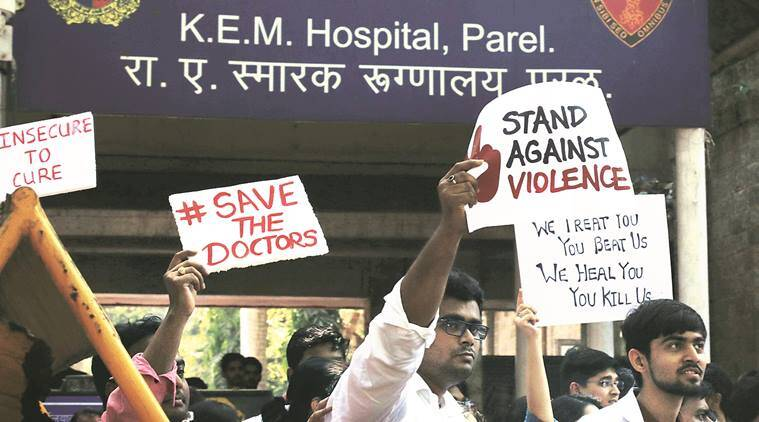 Mumbai Hospital news, Mumbai Doctors strike news, Mumbai news, National news, India news, National news, latest news, India news, National news, latest news, India news, latest news