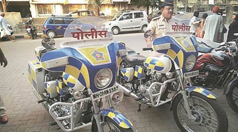 Enfield bikes for patrolling: Most Mumbai cops welcome new ride