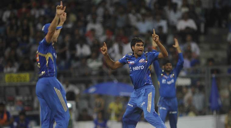 Munaf Patel, Munaf Patel Gujarat Lions, Gujarat Lions Munaf Patel, Munaf Patel bowling, Munaf Patel wickets, Gujarat Lions vs Kolkata Knight Riders, sports news, sports, cricket news, Cricket, Indian Express