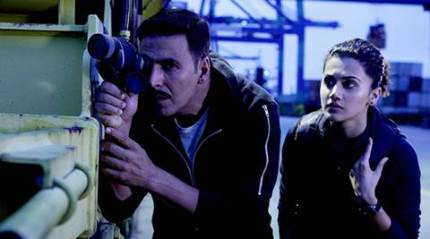 Naam Shabana movie review: Taapsee Pannu's action, Akshay Kumar are highlights of this film