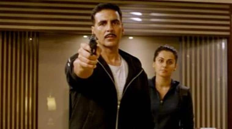 Naam Shabana trailer, Naam Shabana, Naam Shabana new trailer, Taapsee Pannu, Akshay Kumar