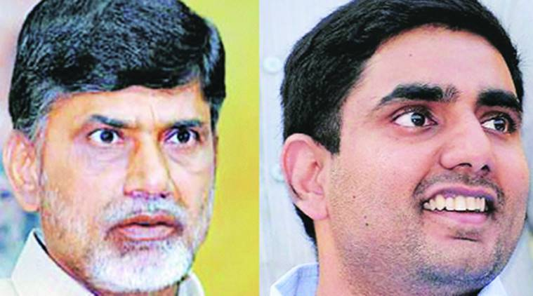 Lokesh declares Rs 329 crore, family is worth Rs 400 crore