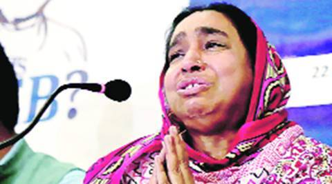 JNU missing student: Don't defame my son by linking him to IS, says Najeeb's mother