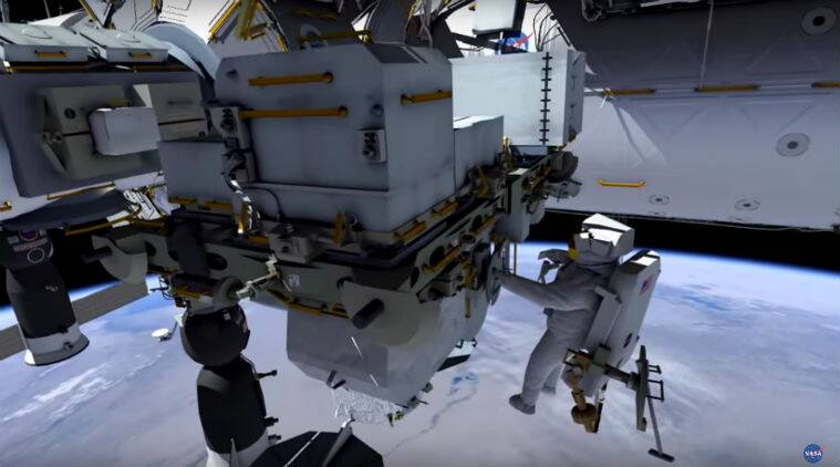 Nasa, spacewalk, International Space Station, ISS, first spacewalk, spacecrafts, spacewalk live, spacewalk, watch spacewalk live, space, science, science news