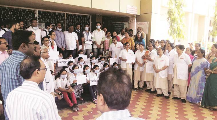 Government Medical College and Hospital doctors go on leave en masse