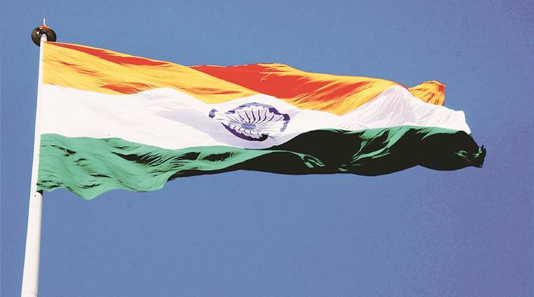 India hoists the tallest national fag at Attari border