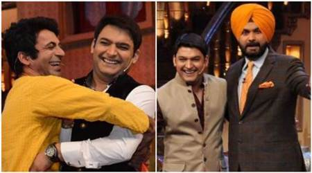 Kapil Sharma Show, Kapil Sharma Show news, Kapil Sharma Show updates, Kapil Sharma, Kapil Sharma news, Sunil Grover, Sunil Grover news, Sunil Grover kapil sharma, kapil sharma Sunil Grover, entertainment news, indian express, indian express news