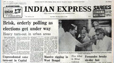 March 17, 1977, Forty Years Ago: Nation Votes