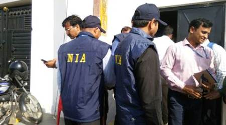 NIA on IS units, IS units on NIA, IS module Omar Al- Unlawful Activities (Prevention) Act, indian express news