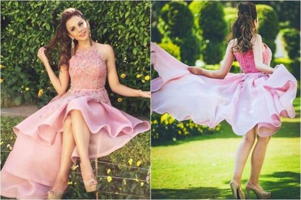 nitibha kaul transformation, nitibha kaul photos, nitibha kaul