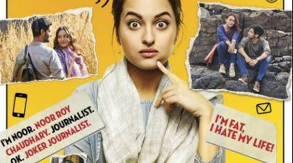 noor the film, noor trailer, sonakshi sinha, sonakshi sinha noor trailer, purab kohli, indian express news, entertainment news